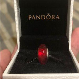 Pandora Red Murano